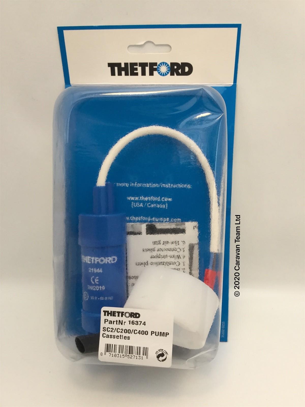 Thetford Toilet Flush Spares