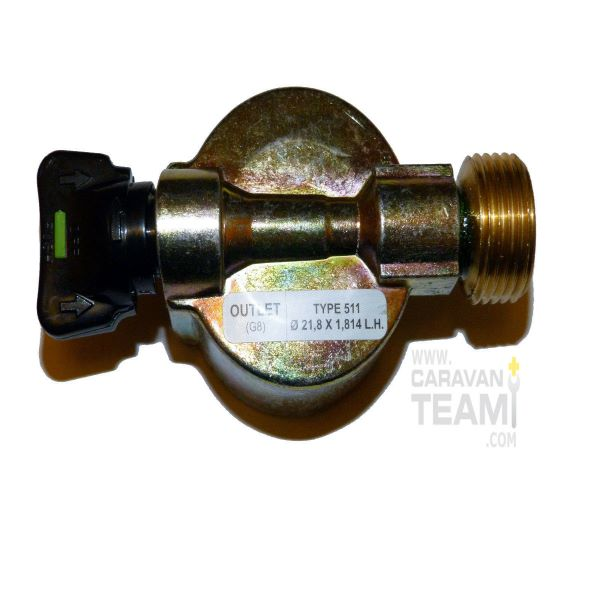 Gas Adaptors and Valves