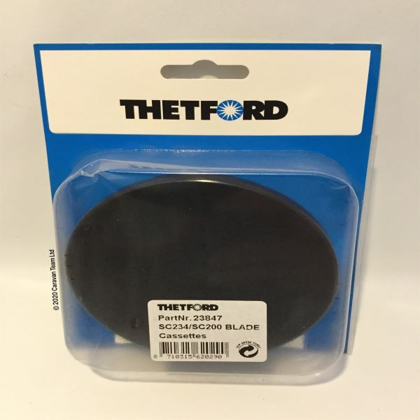 Thetford Toilet Cassette Waste Spares